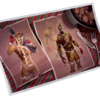 Gingerbread - Loading Screen - Fortnite