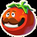 Monsieur Tomate (Émoticône)