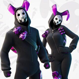 Dark Bunny Brawler & Rabbit Raider Promo