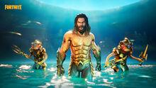 Aquaman - Promo - Fortnite