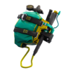 Contagion - Back Bling - Fortnite
