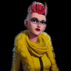 Legendary (Mercenary Jess - Founder's Pack)