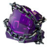 Shackled Stone - Back Bling - Fortnite