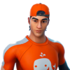 Symbol Stalwart - Outfit - Fortnite
