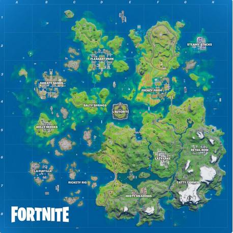 Map saison 3 chapitre 2