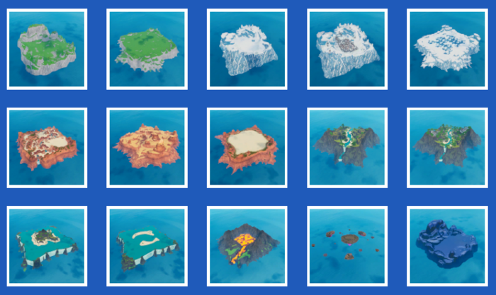 Îles créatif