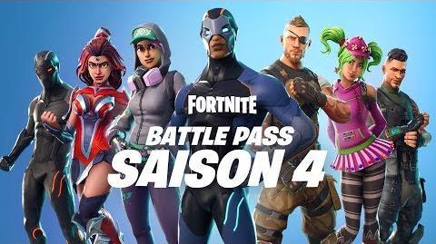 Battle Pass Saison 4 Jetzt erhältlich