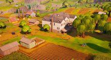 Frenzy Farm - Location - Fortnite
