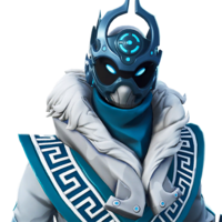 Ninja du Froid Icon
