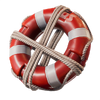 Rescue Ring - Back Bling - Fortnite