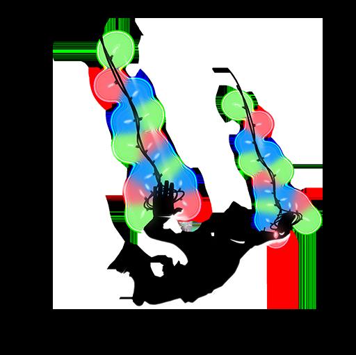 String Lights - Contrail - Fortnite
