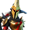 Eternal Knight (Gold) - Outfit - Fortnite