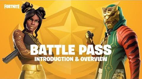 Season 8 - Battle Pass Overview