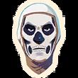 Skull Trooper - Emoticon - Fortnite