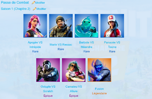Style 1 skins