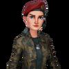 Défenseur fusilier féminin