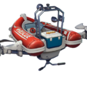 Splashdown - Glider - Fortnite