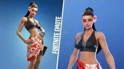 AGENT DOUBLE (Outfit Fortnite)