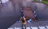 Loot Lake - Boats - Fortnite