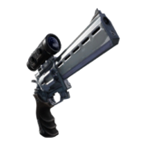 Scoped Revolver - Weapon - Fortnite