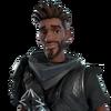 Ken, ninja agile légendaire