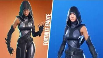 DESTINÉE (Outfit Fortnite)