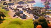 Sweaty Sands - Location - Fortnite