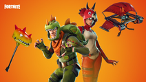 Fortnite Dinowächter-Set