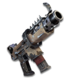 Tactical Submachine Gun - Weapon - Fortnite