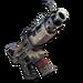 Tactical Submachine Gun - Weapon - Fortnite