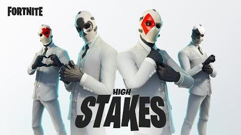 Fortnite Presents High Stakes