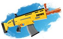 Nerf Fortnite AR-L Elite