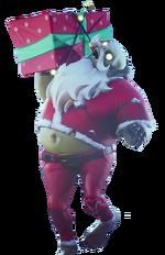 Carcasse Père-Noël