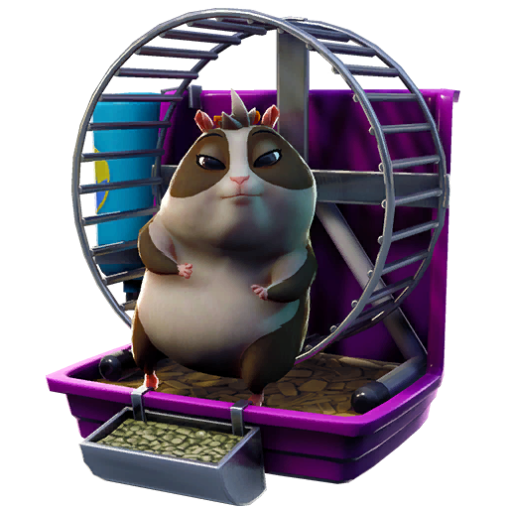 Hamirez Brown - Pet - Fortnite