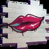 Kiss - Spray - Fortnite