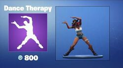 Danse Libératrice - Emote