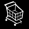 Shopping Cart - Banner Icon - Fortnite