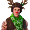 Red-Nosed Ranger - Outfit - Fortnite