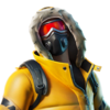 Caution - Outfit - Fortnite