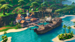 Lazy Lagoon - Fortnite