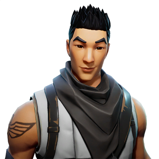 Trooper Outfit Fortnite Png