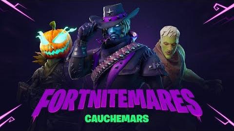 Fortnite - Fortnitemares Cauchemars 2018