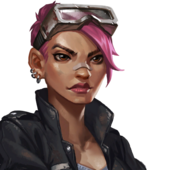 Lead Gadgeteer Female - Survivor - Fortnite