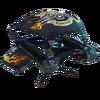 Blaze - Glider - Fortnite