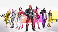 Key Art Season 9 - Battle Pass - Fortnite