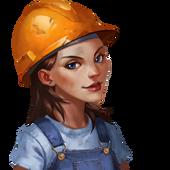 Lead Engineer Female - Survivor - Fortnite