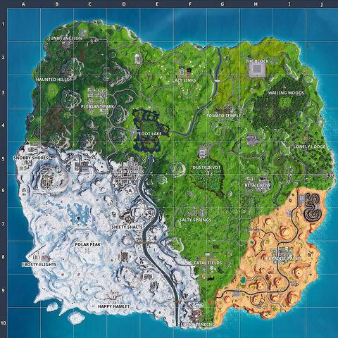 Season 7 Map