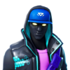 Cryptic - Outfit - Fortnite