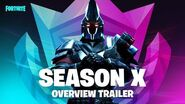 Fortnite - Season X Overview Trailer