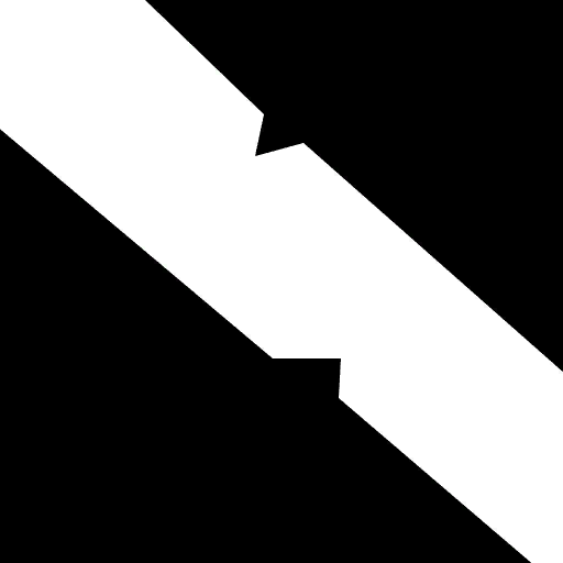 Diagonal Stripe - Banner Icon - Fortnite